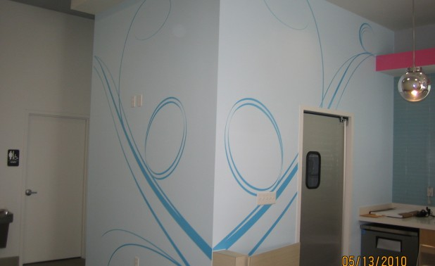 interior vinyl graphics